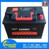 Batería de coche profunda sellada recargable respetuosa del medio ambiente del ciclo de la frecuencia intermedia 12V 75ah