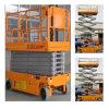 Plate-forme automotrice mobile hydraulique de levage de ciseaux