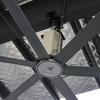 4800mm energiesparender China-Entwerfer-langsamer grosser Großserienventilator der Schaufel-6PCS