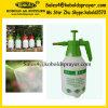 frasco plástico do pulverizador do jardim 1.5L, pulverizador da pressão de mão