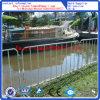 Barreras móviles galvanizadas sumergidas calientes tubulares de acero resistentes de la seguridad