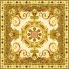 パターンデザインの1200*1200mmの絨毯を敷いた床のタイル