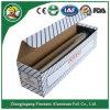 Gewölbte Kasten-Satz-Haushalt Alumium Folie für Backen-Verpackung