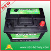 Batterie automobile 12V55ah Batteries pour camions diesel 55530mf-DIN55 Automobile Car Battery