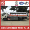 8 Cbm 이동할 수 있는 기름 Bowser 연료 탱크 트럭