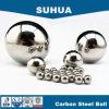 Esfera de aço de baixo carbono G100 de AISI1010 2.778mm