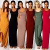 Alineada al por mayor de Polyester&Spandex del verano de las mujeres (A137)