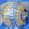 bola de balanceo de la rampa de la bola de Zorb de la burbuja de los puntos del color de los 2.6m