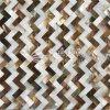 I monili di modo intagliano il mosaico di pietra madreperlaceo delle coperture dei reticoli