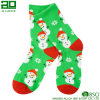 Cute Christmas Snowman Dress Socks