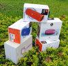Cadre de empaquetage de vente de Speakerphone de cadeau portatif chaud de carton