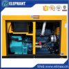 gerador Diesel trifásico silencioso refrigerado a ar de 400kw 500kVA Sdec