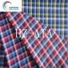 Tissu de textile teint par filé de coton pour la chemise des hommes