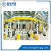 Cadena de producción de la cartulina acanalada de Lq150/100-1600 5-Layer