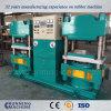 Deux stations vulcanisant la machine de presse exportée vers l'Europe