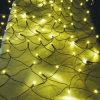 Illuminazione esterna decorativa netta dell'indicatore luminoso LED per la decorazione del giardino di festival