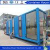 고품질 가벼운 강철 구조물을%s 가진 조립식 모듈 콘테이너 집