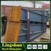 Полуфабрикат мастерская стальной структуры конструкции