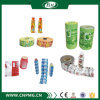 Напечатанный напитком ярлык втулки Shrink PVC
