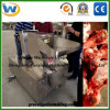 As aves domésticas elétricas do aço inoxidável desossam o triturador animal do osso do moedor
