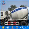 使用された中国小型6cbmの組合せの油圧具体的なミキサーのトラック