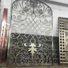 Le métal décoratif d'acier inoxydable examine l'écran de rideau