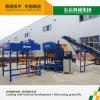 Bâti de Qtj4-25 Blockbrick et ligne concrets automatiques de production à la machine de machine à paver