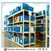 Grandes étagères de rangement de livres Articles de ménage Rack Rack de stockage à outils sans bol durable