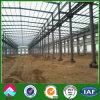 Construcción de la estructura de acero del almacén del palmo grande