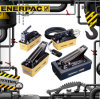 Pompes hydrauliques originales Enerpac PA-Series Turbo II Air Hydraulic