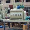 Mezclador concreto obligatorio del eje horizontal doble Js1000
