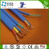 Câble submersible/câble plat en caoutchouc câble de pompe/4 noyaux