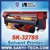 3.2m Spt510 Heads Large Format Digital Printer pour Outdoor Printing