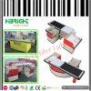 Einzelhandelsgeschäft Checkout Counter Money Table mit Belt für Supermarket