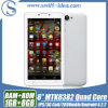PC de Inch Mtk8382 Quad Core Dual SIM 3G Call Android Tablet de la tapa 6 (PMQ635X)