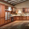 Oppein 2014 Cherrywood clássico PP envolveu o armário de cozinha (OP14-035)