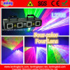 disco Lighting del laser de 1W Four Head Full Color para el banquete de boda
