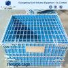 Foldable鋼線の網の貯蔵容器