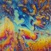 Камуфлирования ширины типа 0.5m/1m Tsautop печать Tscy072wa Aqua пленок печатание перехода воды пленки нового гидрографическая