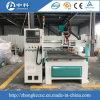 Máquina de la ruta del CNC de madera del Atc 1325 del eje de rotación de Italia Hsd