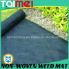Natte non-tissée de pp Weed, natte agricole de Weed/tissu de paysage