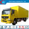 Сверхмощное Sinotruk HOWO 6X4 15ton Van Truck