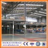 Galvanized Q235 Mild Steel Checkered Floor Plate Mezzanine