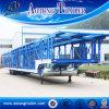 2/3 Semi Aanhangwagen van de Auto van het Vervoer van Assen Hydraulische voor de Uitvoer