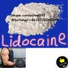 최신 판매 백색 결정 CAS 137-58-6 리도카인 기본적인 리도카인
