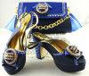 新しいイタリアのウェディングドレスの靴および袋(MG0089)