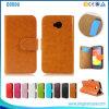 Горячее аргументы за голубое D050u сотового телефона крышки кожи сальто сбывания, новое аргументы за голубое D050u, оптовая продажа для голубого D050u