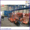 Máquina de encalhamento Cantilever exportada quente do fio