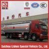 Flammable Liquid를 위한 GLS 25000L Aluminum Alloy Tank Truck