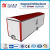 Camera del contenitore del pannello a sandwich del blocco per grafici d'acciaio